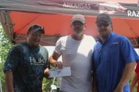 1st Place Tournament - Brad McGriff &  Tony Chandler
