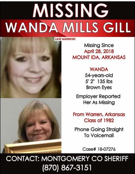 Wanda Mills Gill