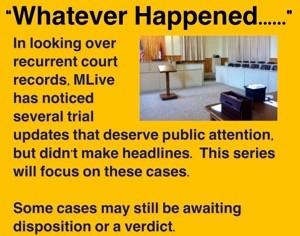 Whatever Happened Pending Verdict