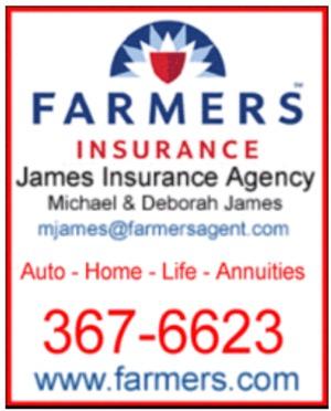 Michael James farmers insurance