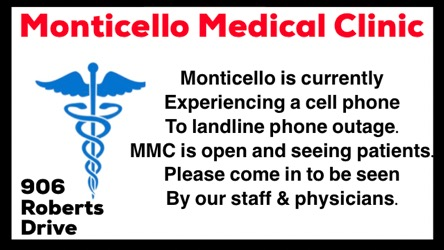 MMC Phone outage