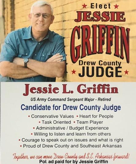 Elect Jessie Griffin