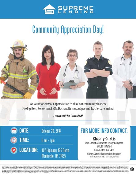 Community Appreciation Day_KhealyCurtis