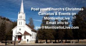Church Christmas cantata event