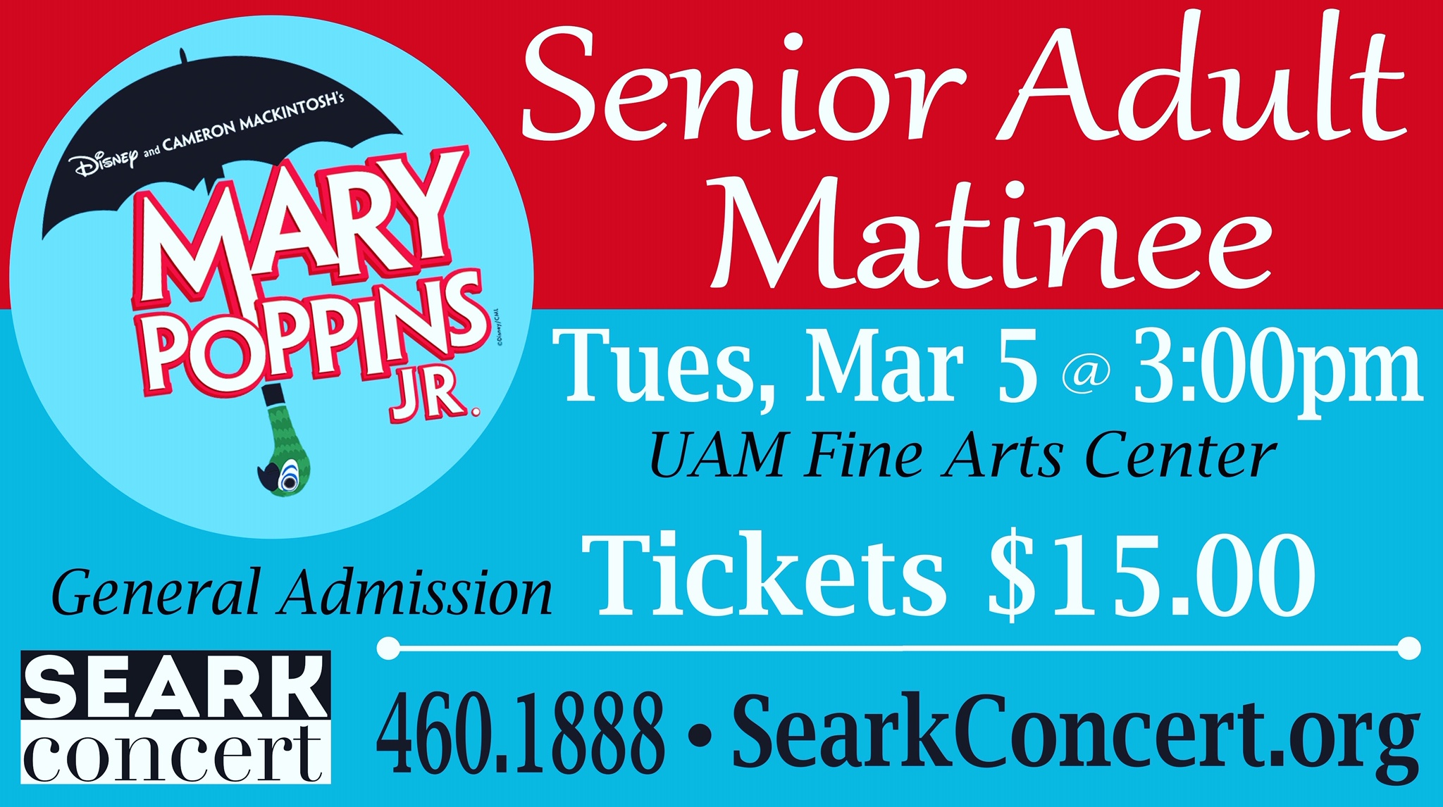 senior adult matinee 2