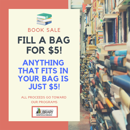 Book bag Sale (1)