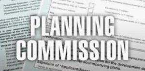 Planning commission