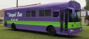 Bartholomew gospel bus