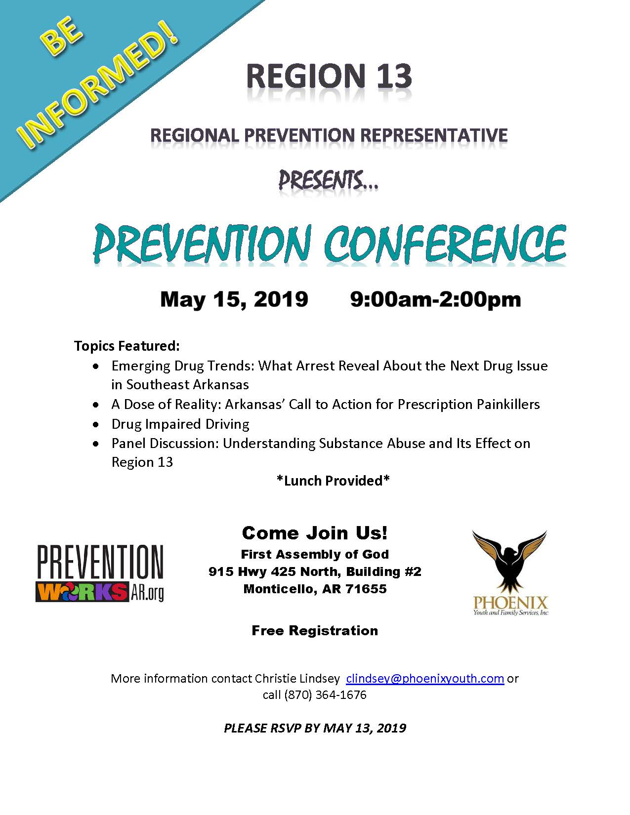 Prevention Conference Flyer (1)