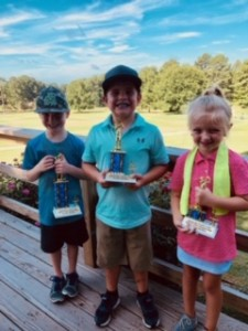 Boys and Girls Age 5-6: 1st Place- Tyler Dickinson 2nd Place- Elson Stevens 3rd Place- Stella Howard