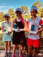 Girls' Age 7-9: 1st Place- Mia Scogin 2nd Place-Mary Richie Groves 3rd Place- Charlee Kaye Bickford