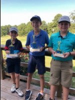 Boys' Age 10-12: 1st Place- Scottie Barrilleaux 2nd Place- Gavin Jacobs 3rd Place- Lucas Colwell