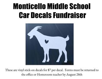 Car Decal fundraiser-1