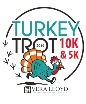 Turkey Trot 10K logo color