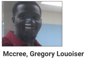 Gregory Louoiser McCree
