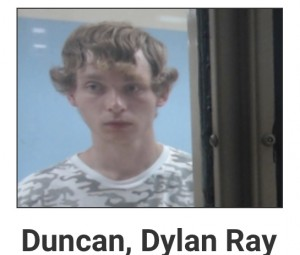 Dylan Ray Duncan