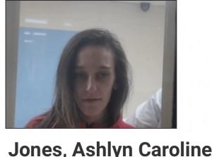 Ashlyn Caroline Jones