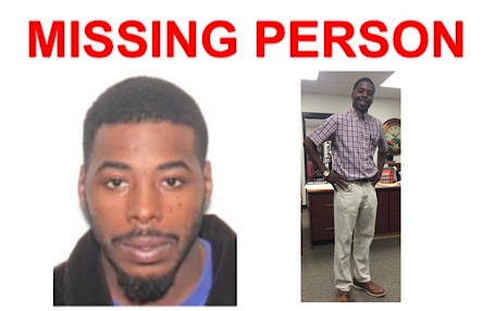Image from a year ago, showing Marquice Martin missing. His body was recovered one month later.