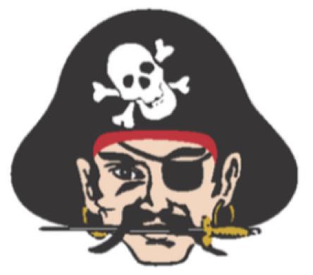 Drew central Pirates