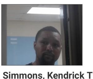 Keondrick Simmons