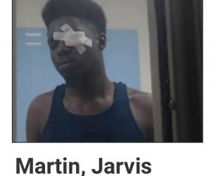Jarvis Martin