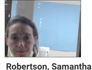 Samantha Robertson