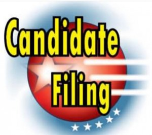 ?Election candidate filing