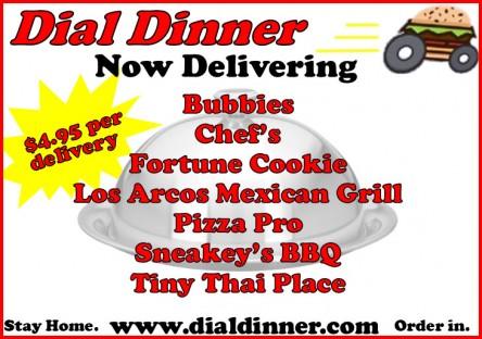 DialDinner