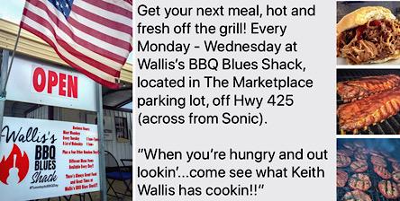Wallis. BBQ