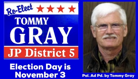 Reelect Tommy Gray
