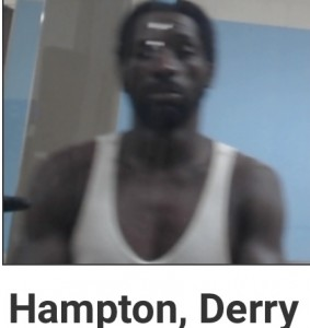 Derry Hampton