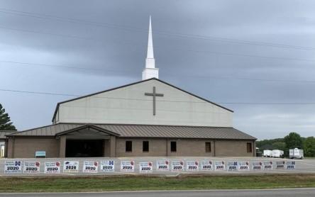 Shady Grove Missionary Baptist Church
