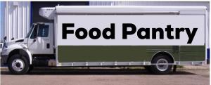 Food pantry truck