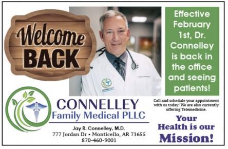 Dr. connelley