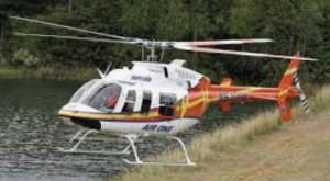 Pafford air ambulance