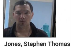 Stephen Thomas Jones