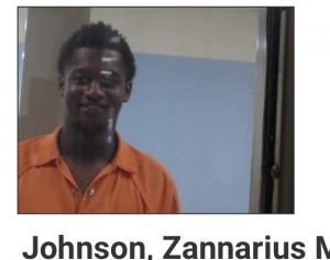 Zannarius Johnson