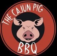 Cajun pig logo