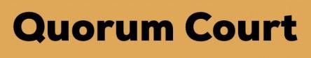 Quorum Court