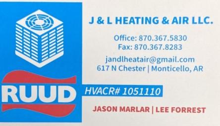 JL Heating air
