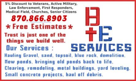 B&E BE Services