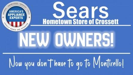 Crossett Sears - New Owners