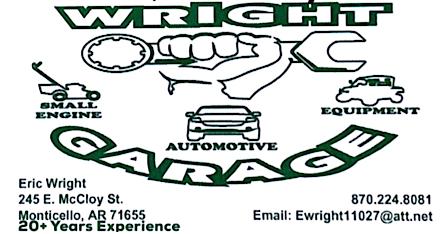Wright's Garage