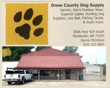 Drew County Dog Supply