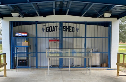 MMS Goat Shed
